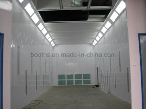 High Quality Large Garage Equipment Painting Booth Spray Booth Painting Room Car Truck Spray Booth pictures & photos