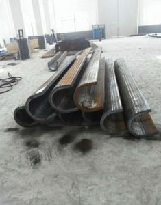 LSAW Super Thick Wall Double Seams Steel Pipe pictures & photos
