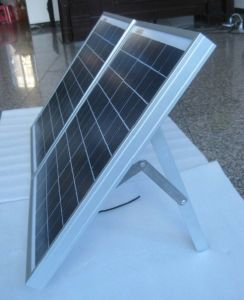 30W Portable Folding Small Solar System pictures & photos