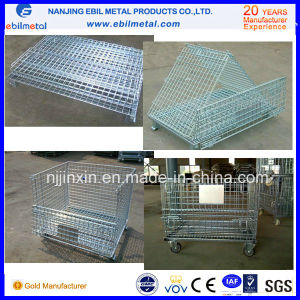Collapsible Wire Mesh Box (EBIL-CCL) pictures & photos