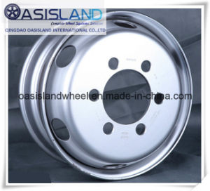 Tubeless Truck Wheel (17.5X6.00 17.5X6.75) for Semi Truck pictures & photos