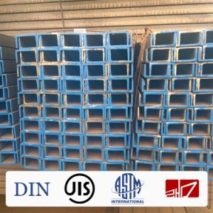 U Channel/C Channel/Upn/Hot Rolled Steel/A36/Q345 pictures & photos