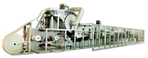 Professional Manufacturer of Under Pad Machine pictures & photos