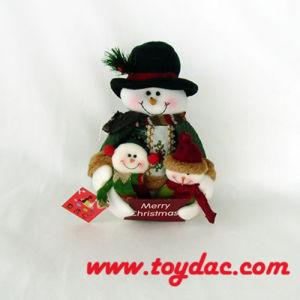 Plush Snowan Christmas Decoration Toys pictures & photos
