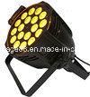 LED PAR64 18X15W RGBWA+UV 6 In1 Zoom PAR Can Wash Light pictures & photos