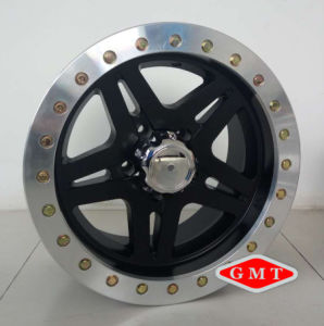 4X4 Alloy Beadlock Wheel Rims pictures & photos