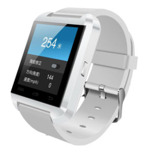 U8 Wrist Smart Digital Health Watch Mobile Phone with Bluetooth Accept OEM pictures & photos