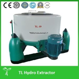120kg Industrial Used Laundry Water Extractor, Industrial High Spinner Hydro Extractor pictures & photos