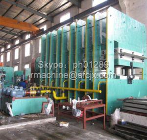 Rubber Conveyor Belt Vulcanizing Press, Belt Vulcanizing Press pictures & photos