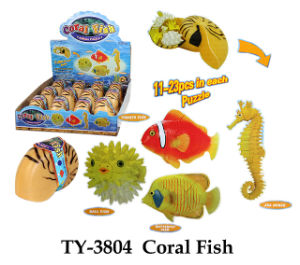 Funny Coral Fish Toy pictures & photos