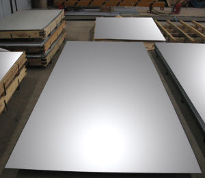 Polished or Hairline 321 Cold Rolled Stainless Steel Sheet