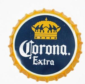 Decorative Signs Plaque Tin Sign Bottle Cap with Miller Logo pictures & photos