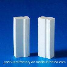 High Alumina Ceramic Wear Resisting Lining Tiles for Industrial Pipeline pictures & photos