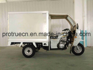 Tricycle with Closed Box to Keep Vagetable, Food or Beverage Fresh pictures & photos