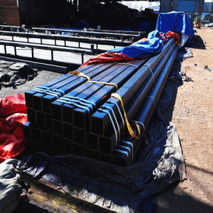 ERW Steel Hollow Section (80X80mm X 5mm X 6M) pictures & photos