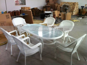 Mtc-182 Outdoor Garden Furniture Dining Set pictures & photos