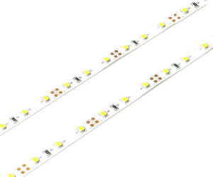 Can Be Customized IP20 60LEDs/M Flexible SMD 2835 LED Strips pictures & photos