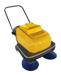 Electric Floor Cleaning Sweeper Equipment pictures & photos