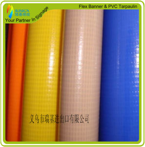 High Quality Laminated PVC Tarapulin pictures & photos