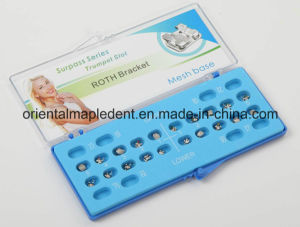 Orthodontic MIM Metal Bracket (Roht/MBT/Monoblock) pictures & photos