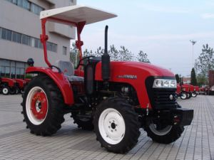 Jinma 4WD 45HP Wheel Farm Tractor (JINMA 454) pictures & photos