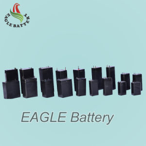 12V 7ah AGM Rechargeable Mf Lead Acid Battery pictures & photos
