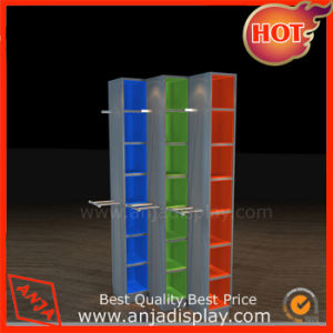 Shoe Display Stand Shoe Cube Shelf pictures & photos