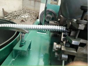 Single Interlocked Flexible Metal Pipe Forming Machine pictures & photos