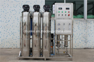 500L Commercial Reverse Osmosis RO Water Treatment System pictures & photos
