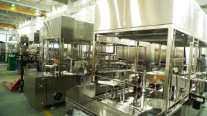 Pharmaceutical Vial Filling and Sealing Machine pictures & photos