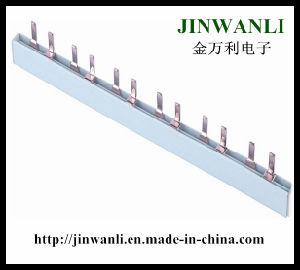 Terminal Block Connector Pin Type Copper Busbar 63A MCB pictures & photos