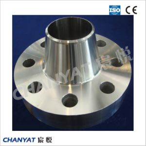 Stainless Steel Weld Neck Flange (F304H, F316H, F317) pictures & photos