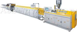 Double - PVC Conduit Pipe Manufacturing Machine / Extrusion Line pictures & photos