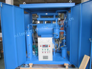 Portable Vacuum Insualting Oil Cleaning System, Cable Oil Purifier Machine Advanced Type pictures & photos