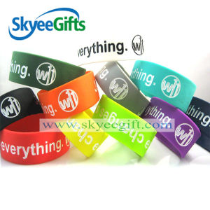 Full Color Silicone Wristband All Size Available pictures & photos