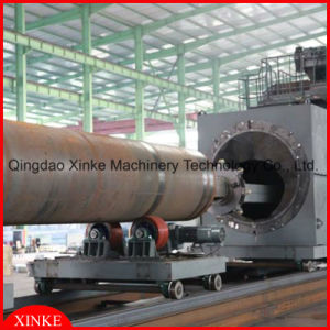 Steel Tube Shot Blasting Machine for External Surface (QZW Series) pictures & photos