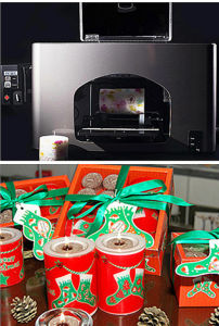 Candle Printer (UN-SO-MN101) pictures & photos