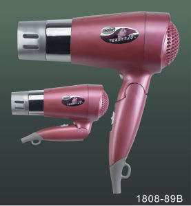 Household&Travel Professional Foldable Hair Dryer S1808-89b