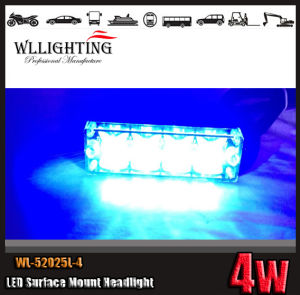 Blue Car Grille Exterior Lights Surface Mount Light pictures & photos