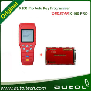 100% Original Universal Car Model List X100 PRO Auto Key Programmer Direct Sale! ! ! DHL Free pictures & photos