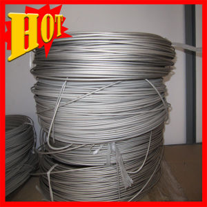 Pure Gr 2 Titanium Wire in Coil for jewelry pictures & photos