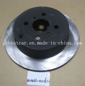 Zze122 Car Brake System Auto Parts for Toyota Corolla