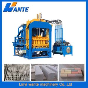 Qt6-15c Fly Ash Brick Making Machine Price, Block Manufacturing Machine pictures & photos