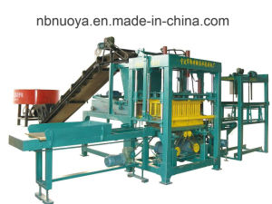 4-10 Full Automatic Brick Making Machine