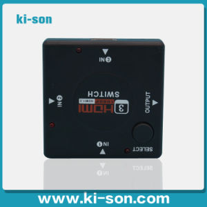 HDMI Switch 1.3b 3 in 1 out Support 1080P Box