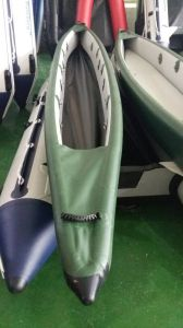 Army Green Good Quality Whitewater Inflatable Canoe pictures & photos