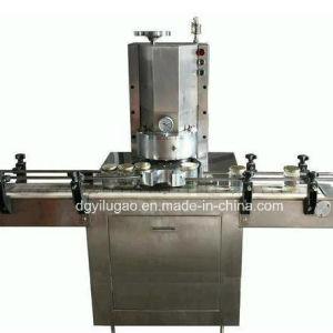 Vacuum Screw Capping Machine for Glass Bottle pictures & photos