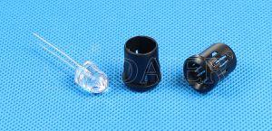 Black Plastic LED Base (PLH-8K) pictures & photos