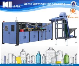 Fully Automatic Pet Bottle Making Machine / Pet Bottle Blowing Machinery pictures & photos