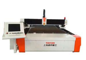 500W Fiber Laser Cutting Machine 1500X3000mm Cutting Area pictures & photos